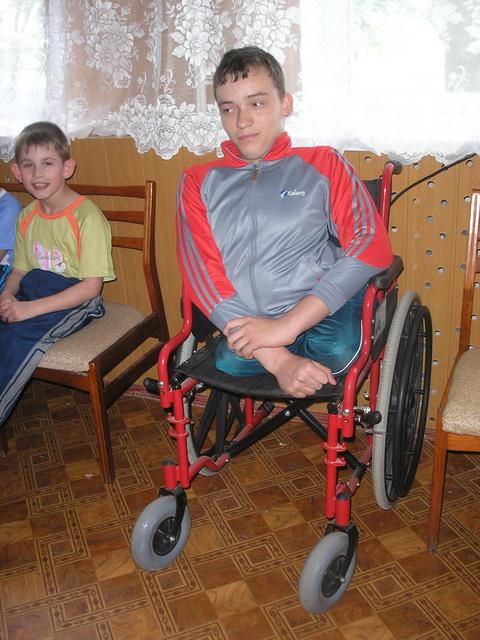же, Дети с дцп какая группа инвалидности вошел маленькую
